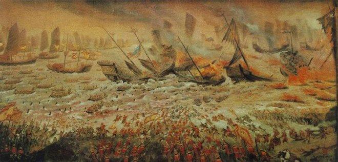Hỏa chiến đầm Thị Nại: Trận Xích Bích dữ dội trong lịch sử VN - Ảnh 1.