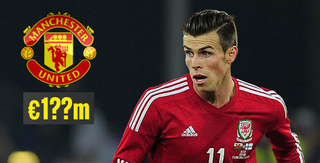 Quá bất mãn, Bale muốn rời Real, gia nhập Man United