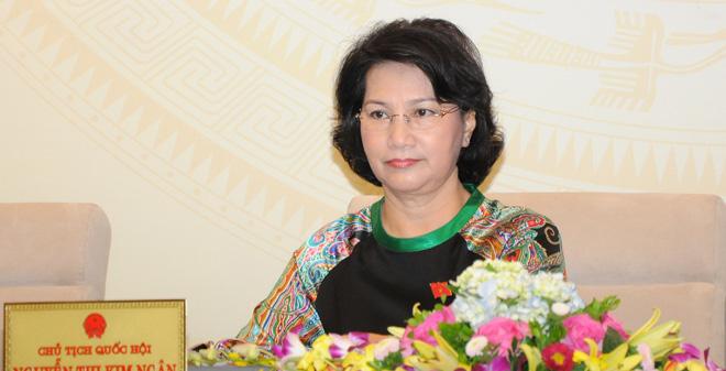 """Chủ tịch QH: """"Tôi sẽ nhắc ông Võ Kim Cự không tránh né báo chí"""""""
