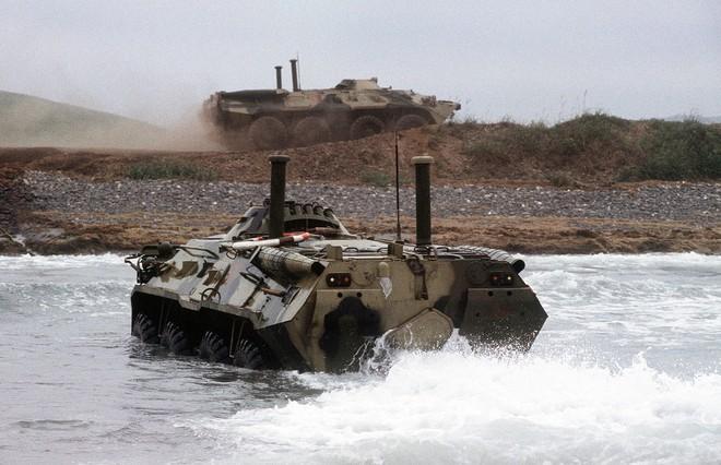 Mơ thành thật: Việt Nam đã nhận xe thiết giáp BTR-80 phiên bản đặc biệt! - Ảnh 1.