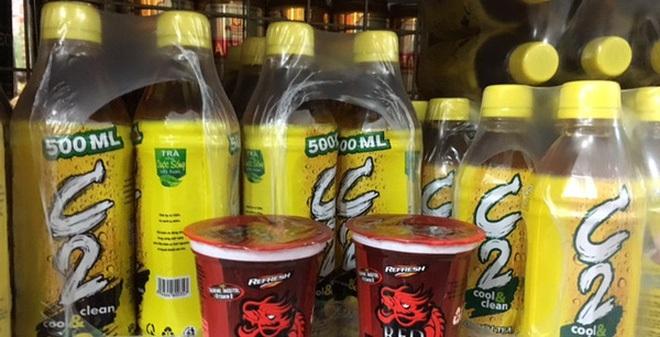 Lỡ uống phải C2, Rồng đỏ nhiễm chì, người tiêu dùng nên làm gì?