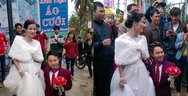 """Đám cưới cổ tích ở Nghệ An khiến dân mạng """"dậy sóng"""""""