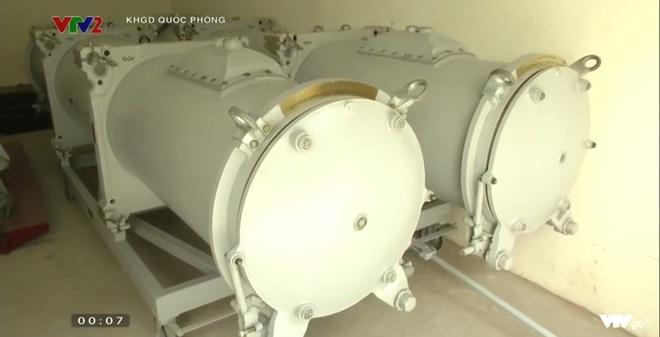 Việt Nam chế tạo thành công ống phóng tên lửa đối hải