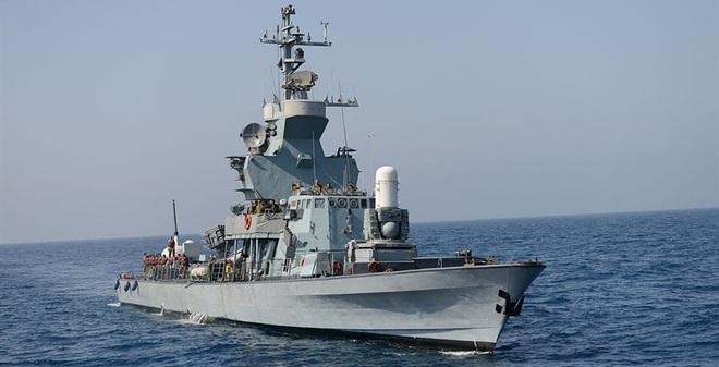Chiến hạm bé hạt tiêu Israel có thể bắn hạ Yakhont Nga?