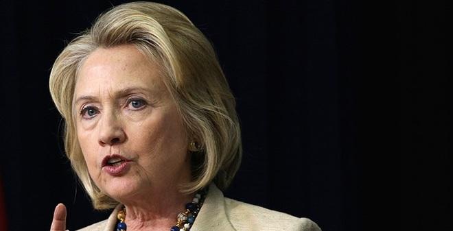 """Clinton: TQ tuyên bố chủ quyền biển Đông bằng """"mấy mảnh gốm vỡ"""""""