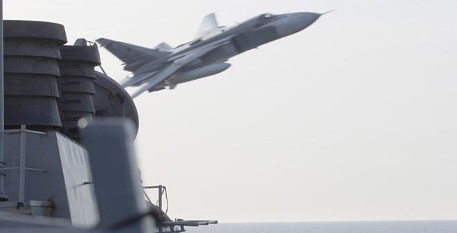 John Kerry: Mỹ đáng lẽ đã bắn hạ máy bay ném bom Su-24 của Nga