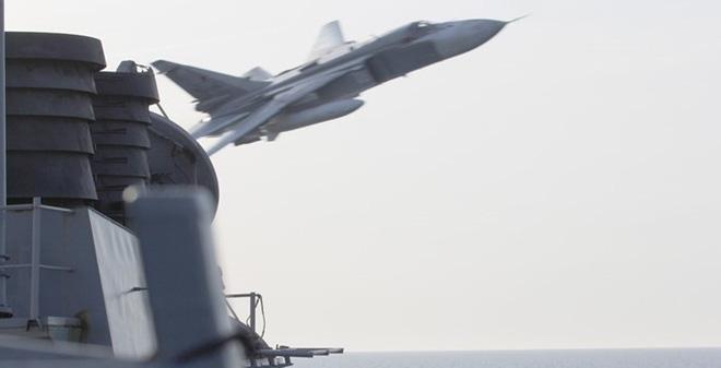 Su-24 không bay thấp hơn để hạn chế thiệt hại cho Mỹ