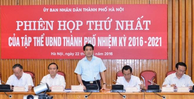 """Nhiều lãnh đạo quận, huyện ở Hà Nội """"trốn họp"""" không lý do"""