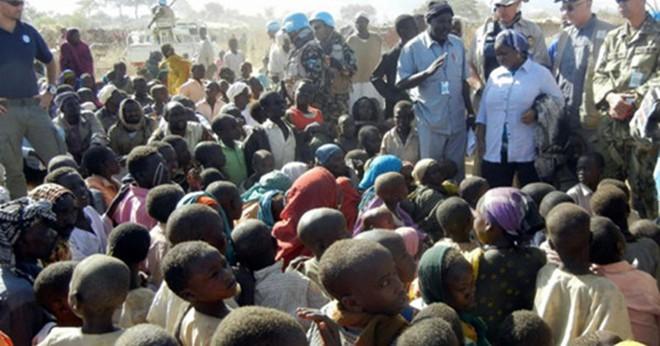Chiến sự ở Sudan khiến hơn 100.000 người rời bỏ nhà cửa