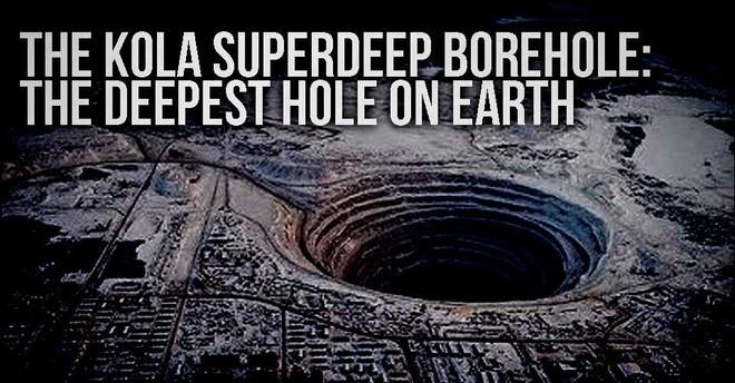 Bí ẩn tiếng thét từ hố địa ngục sâu nhất do con người tạo ra - Ảnh 2.
