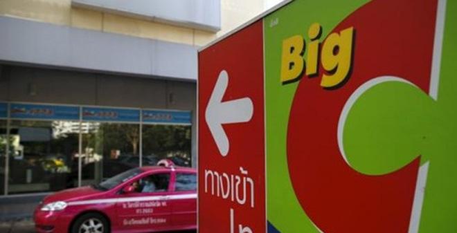 Central Group bán sạch cổ phần trong Big C Thái Lan để mua Big C Việt Nam