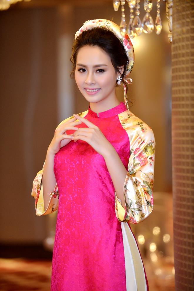 Hoa hậu Biển Thùy Trang gây chú ý vì ngày càng xinh đẹp - Ảnh 3.