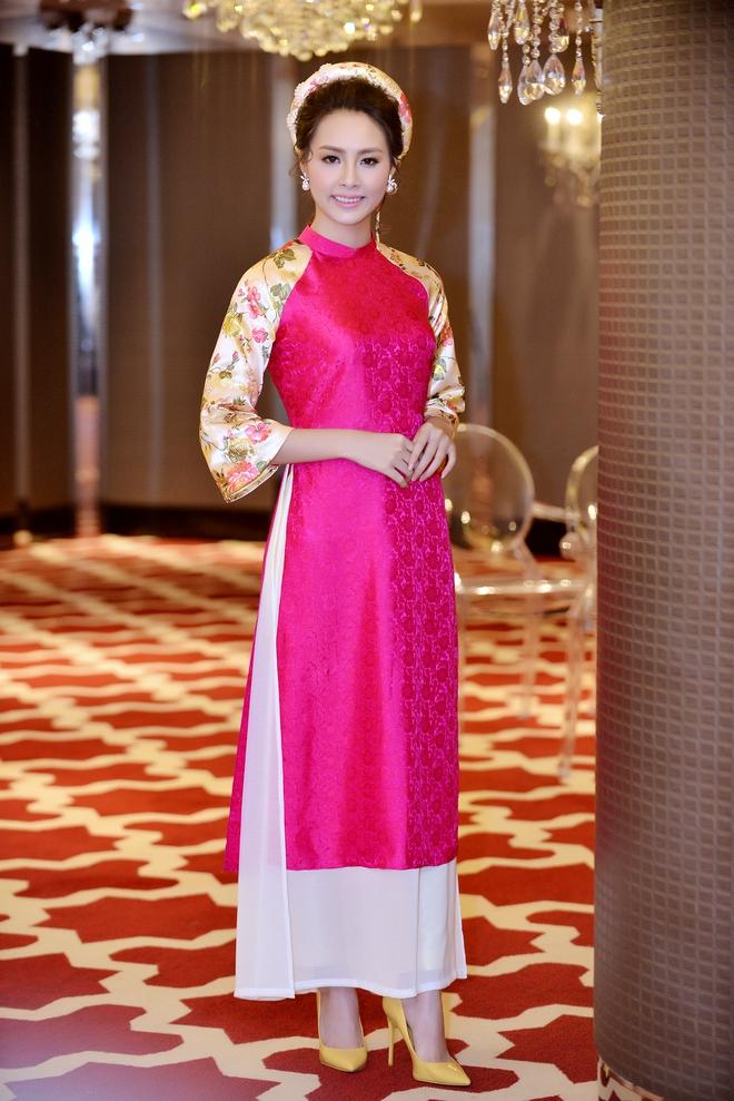 Hoa hậu Biển Thùy Trang gây chú ý vì ngày càng xinh đẹp - Ảnh 4.