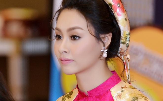 Hoa hậu Biển Thùy Trang gây chú ý vì ngày càng xinh đẹp