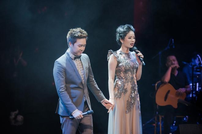 Lệ Quyên tuyên bố sẽ nâng đỡ Quốc Thiên hát nhạc vàng - Ảnh 8.