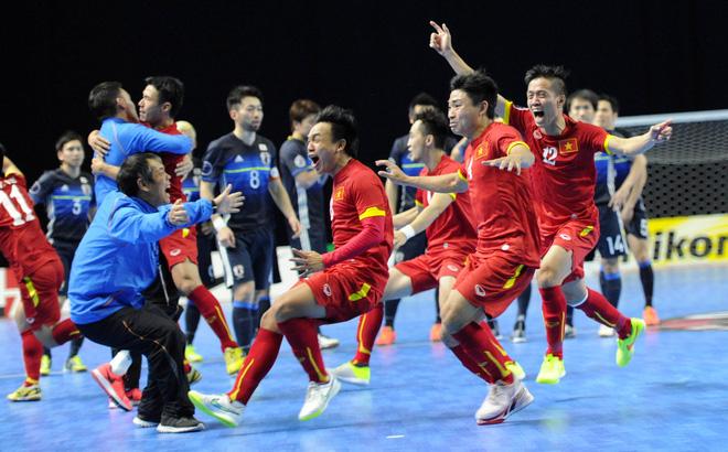 Futsal Việt Nam không được tôn vinh: do quên, hay không thèm quan tâm?