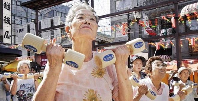 Bí quyết sống thọ 100 tuổi của hơn 50.000 người Nhật