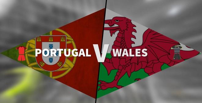 Box TV: Xem TRỰC TIẾP Bồ Đào Nha vs Wales (02h00)