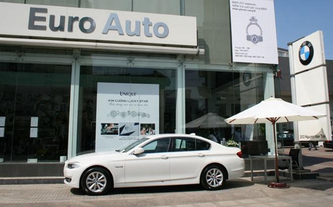Trước khi bị ngừng thông quan, nhà phân phối BMW từng bị truy thu thuế gần 83 tỷ đồng bất thành