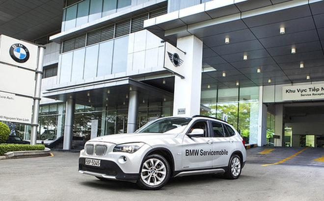 Cho nhập xe BMW giấy tờ giả: Đình chỉ công tác của Cục trưởng Cục Kiểm tra sau thông quan