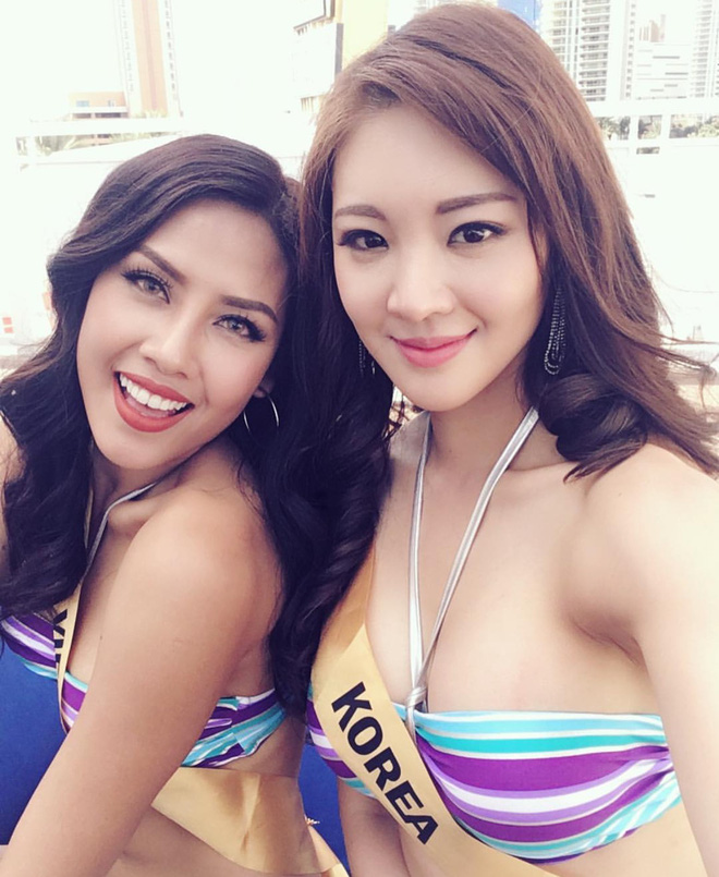 Nguyễn Thị Loan tiết lộ lý do không diễn hết mình với bikini - Ảnh 4.