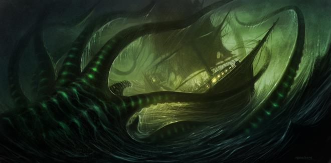 Huyết chiến kinh hoàng giữa mực khổng lồ và cá nhà táng - Ảnh 7.
