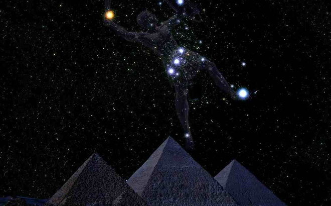 Phát hiện mắt xích chứng minh: Kim tự tháp Ai Cập là công trình của người ngoài Trái Đất?