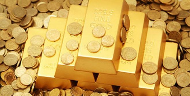"""Giá vàng """"bốc hơi"""" mạnh phiên giao dịch sáng nay"""
