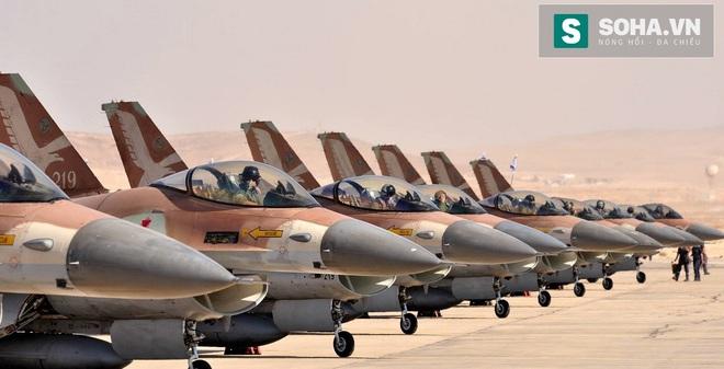 Nga quá dại dột khi thách thức Không quân Israel?