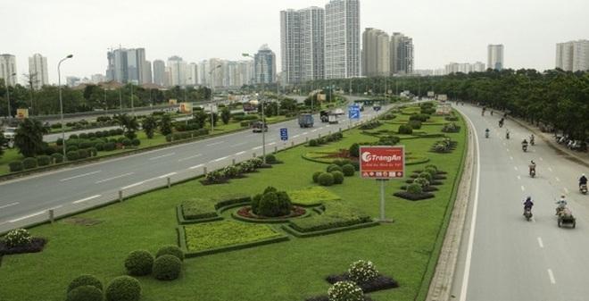 700 tỷ đồng để cắt cỏ Thủ đô mỗi năm là ít hay nhiều?