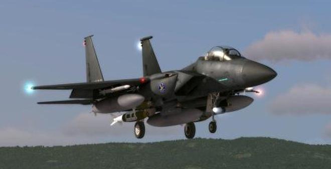 Hàn Quốc dùng F-15K khoan thủng phòng không Triều Tiên?