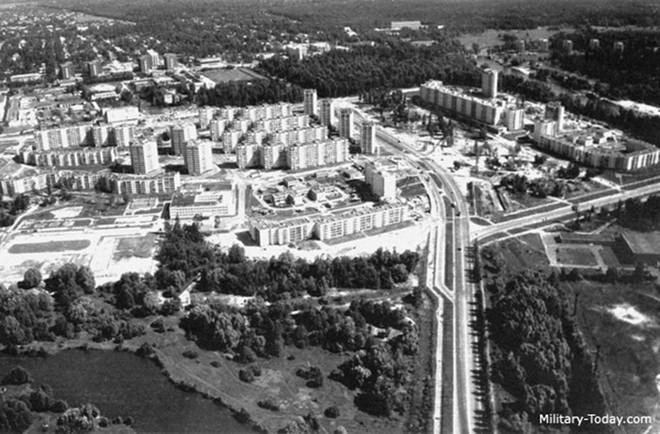 Bí mật chôn giấu suốt 45 năm tại căn cứ ngầm của Liên Xô - Ảnh 2.