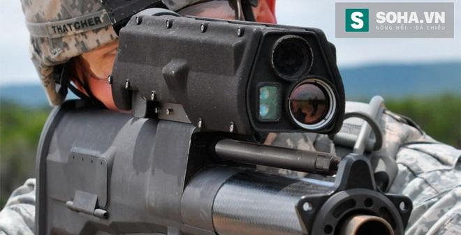 Lính thủy đánh bộ Mỹ được trang bị súng phóng lựu lập trình