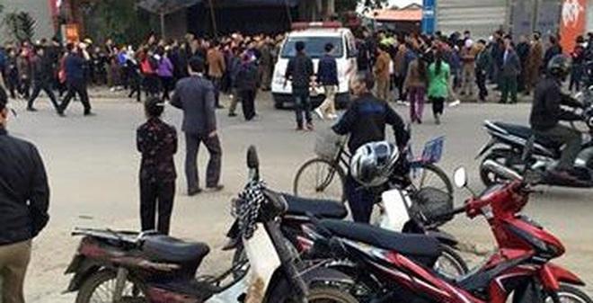 Tai nạn nghiêm trọng, 5 người trong 1 gia đình thương vong