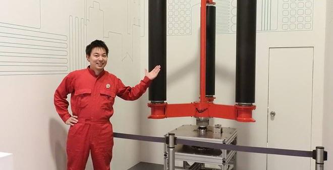 Bật mí công nghệ của Nhật bản nhằm thu năng lượng từ bão