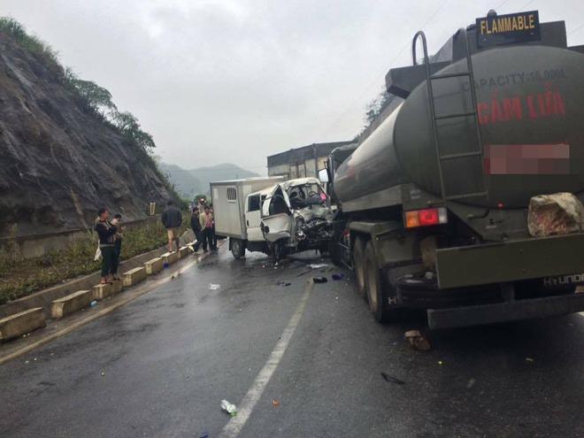 GĐ Công an tỉnh Hưng Yên thông tin về vụ xe công an đâm xe quân đội - Ảnh 1.