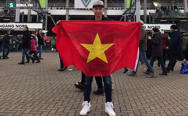 """Nghiêm Xuân Tú: """"Bên Đức cũng như Việt Nam mình, nhưng cái khác là..."""""""