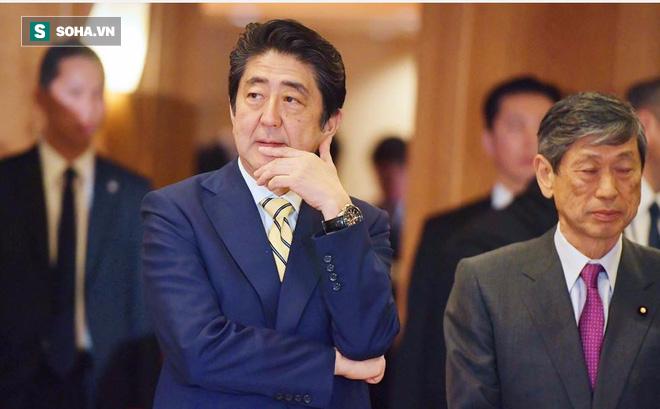 Giao Su-35 cho TQ sớm hàng tháng và đến Nhật muộn 3 giờ, Putin khiến Abe bẽ bàng