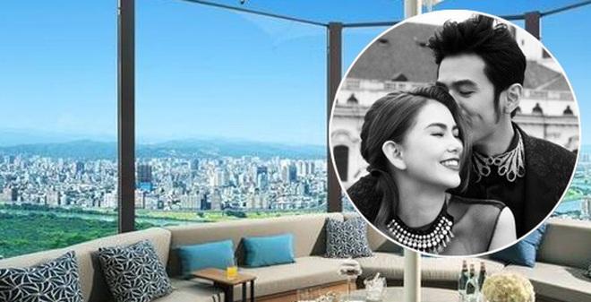 Chiêm ngưỡng căn hộ 490 tỷ của Châu Kiệt Luân, đắt gấp 9 lần căn hộ của Thư Kỳ