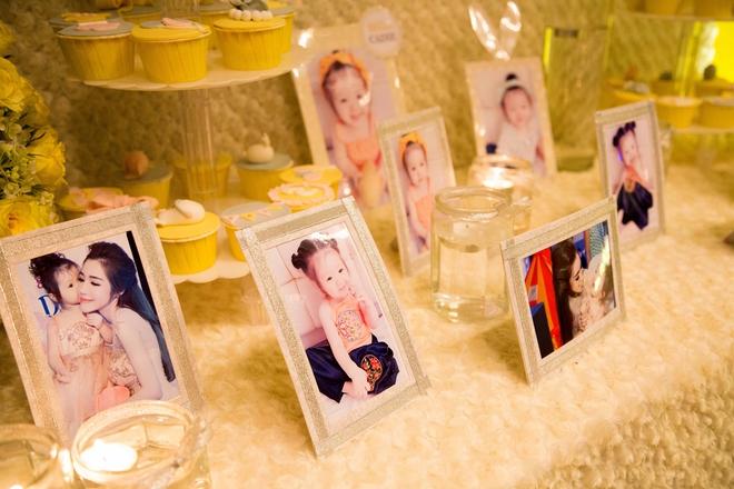 Cận cảnh tiệc sinh nhật xa xỉ của con gái Elly Trần - Ảnh 3.