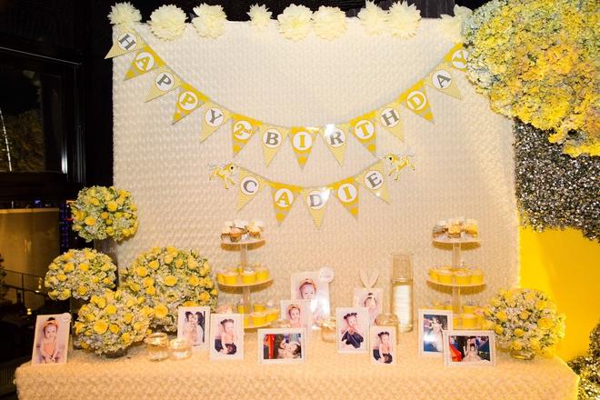 Cận cảnh tiệc sinh nhật xa xỉ của con gái Elly Trần - Ảnh 5.