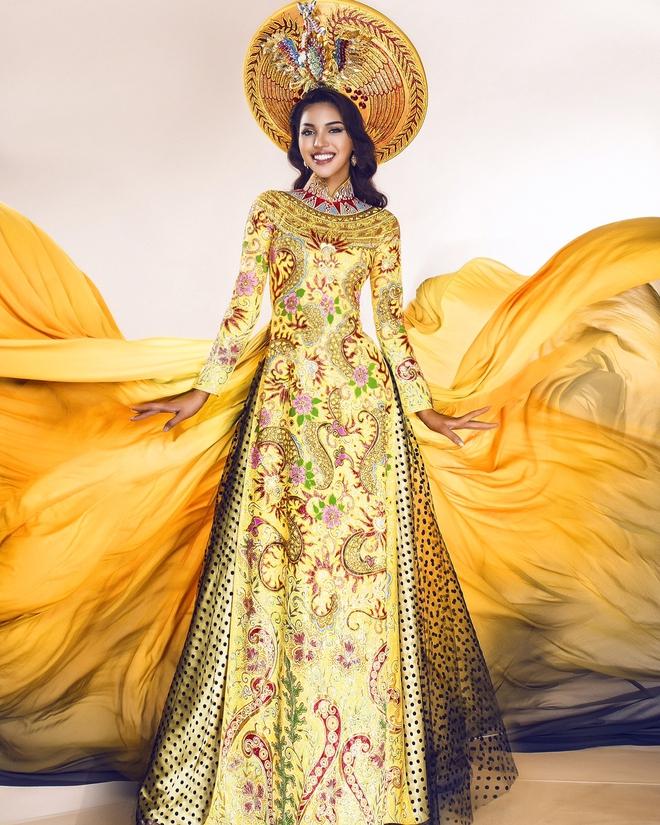 Siêu mẫu Khả Trang làm giám khảo Hoa hậu Thế giới Ai Cập 2016 - Ảnh 2.