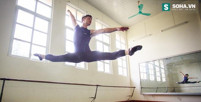 Cuộc sống chưa từng biết của NSƯT Ballet trẻ nhất Việt Nam