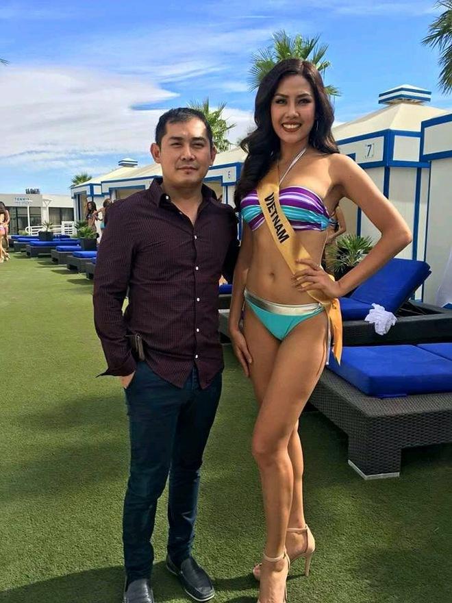 Nguyễn Thị Loan tiết lộ lý do không diễn hết mình với bikini - Ảnh 2.