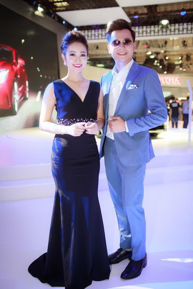 Nhan sắc xinh đẹp của MC Thùy Linh thu hút sự chú ý tại sự kiện - Ảnh 7.