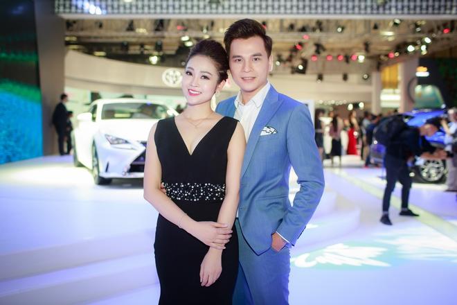 Nhan sắc xinh đẹp của MC Thùy Linh thu hút sự chú ý tại sự kiện - Ảnh 6.