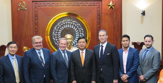 Đằng sau đề xuất của ông Johnathan Hạnh Nguyễn cùng các nhà đầu tư Mỹ rót 4 tỷ đô vào Thủ Thiêm