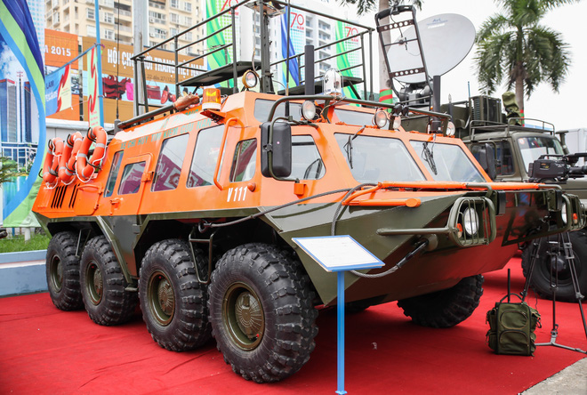 Mơ thành thật: Việt Nam đã nhận xe thiết giáp BTR-80 phiên bản đặc biệt! - Ảnh 2.