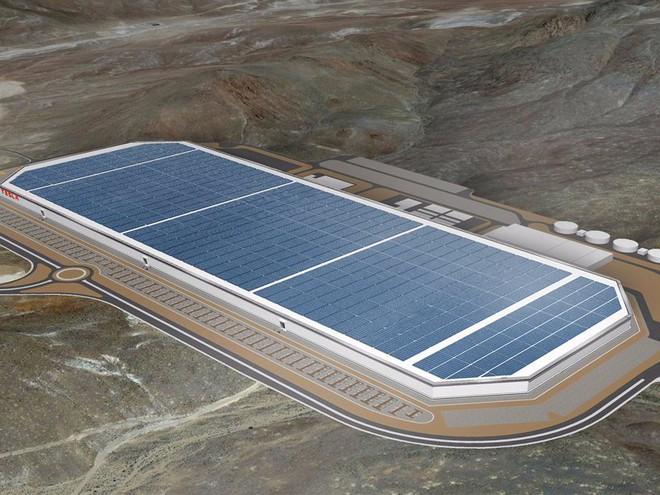 Ý tưởng điên rồ về siêu nhà máy của Elon Musk - Ảnh 17.