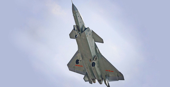 Kanwa: TQ triển khai tiêm kích J-20 ở tỉnh giáp biên giới VN